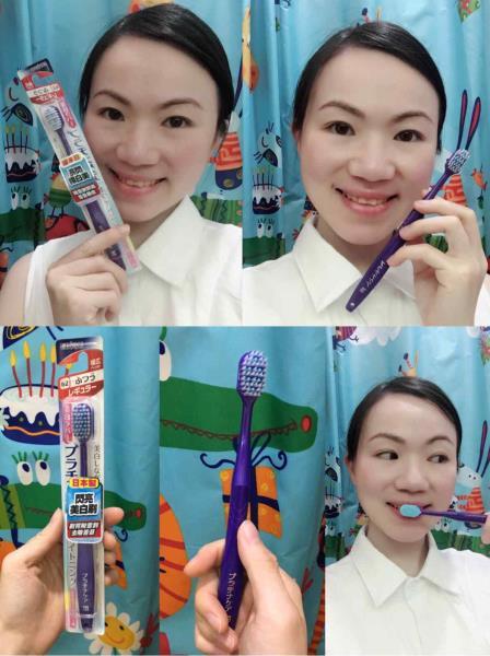 試用EBiSU超人氣日本No.1*寬頭牙刷重現笑顏