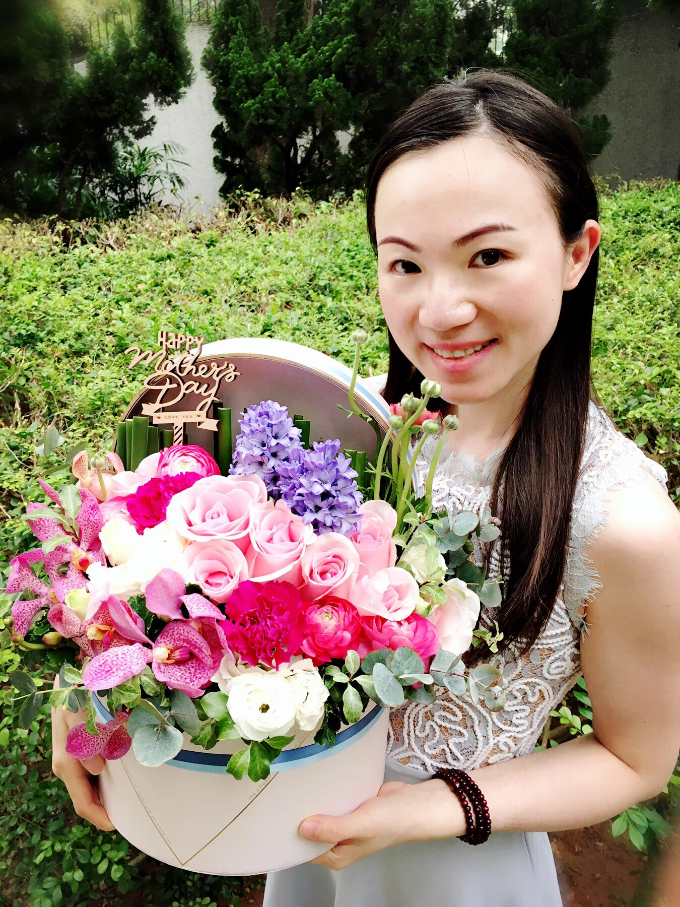 母親節送禮首選尚禮坊康乃馨花束 母親大人甜在心頭!